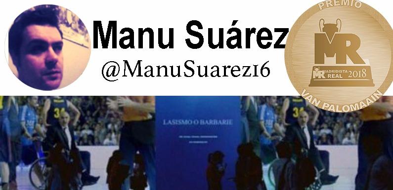 #PremioVanPalomaain | Ganador: @ManuSuarez16