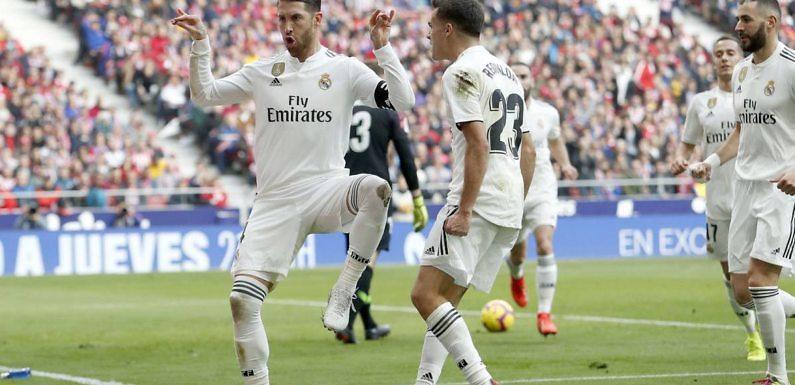 #Minuto93 | Atlético de Madrid 1 Real Madrid 3 (LaLiga 2018-19)