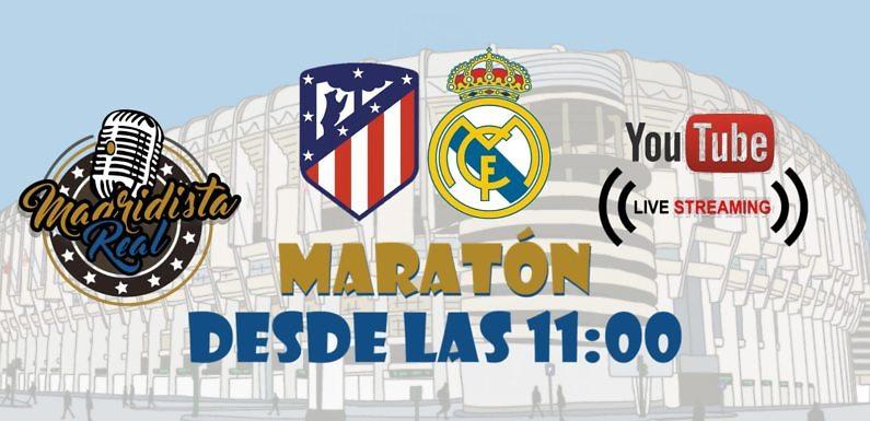 Sigue nuestro maratón especial previo al derbi a partir de las 11:00h