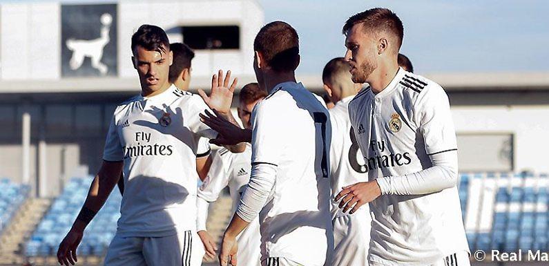 #LaFábrica | Dioni y el asistente no pueden con el Castilla (2-2)
