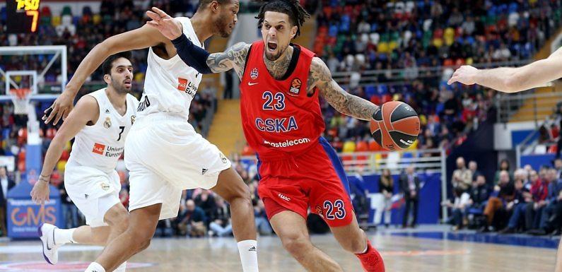 #Euroleague J22 | El CSKA nos roba el segundo puesto (82-78)