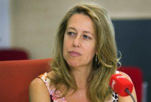 """Ana Muñoz: """"No creo que el papel de un dirigente deportivo sea otro que el de facilitar la vida a los deportistas"""""""