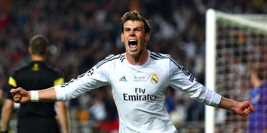 Gareth Bale y Juanito