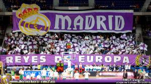 Berserkers, 12 años animando al Real Madrid de baloncesto