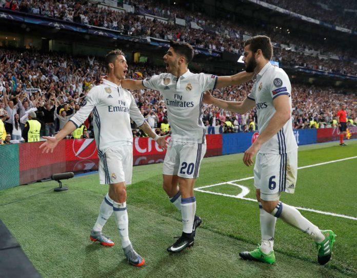 Cristiano es del Madrid A… y del B