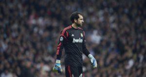 """Diego López: """"Para llegar arriba he tenido que trabajar mucho"""""""