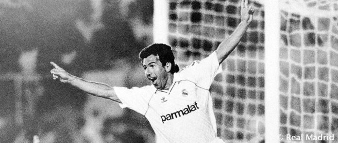 Juanito, el espíritu indomable del Real Madrid