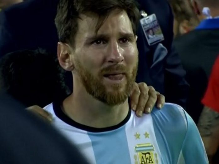 Messi, el dios de la insolidaridad