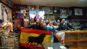 "Peña madridista ""Pamplona Blanca"", madridismo en Navarra"