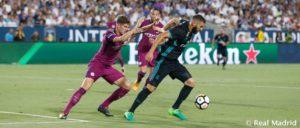 El Real Madrid pierde el segundo partido de la gira