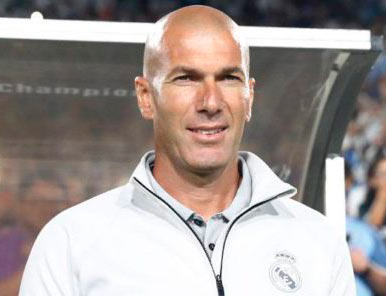 """Zidane: """"No hicimos un mal partido pero es un mal resultado"""""""