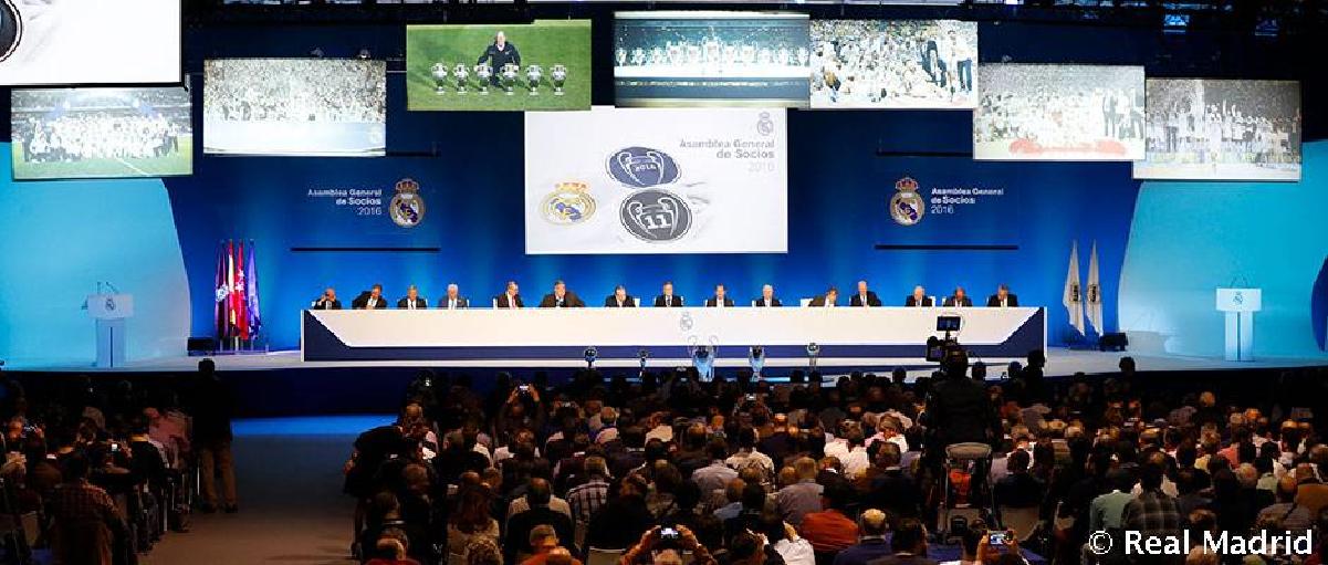 El Real Madrid ingresó 674'6 millones de euros en la temporada 2016/2017