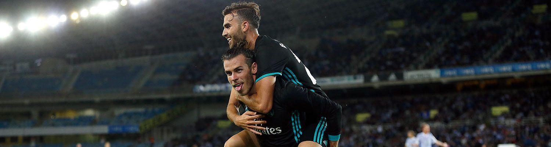 Mayoral y el Real Madrid asaltaron Anoeta