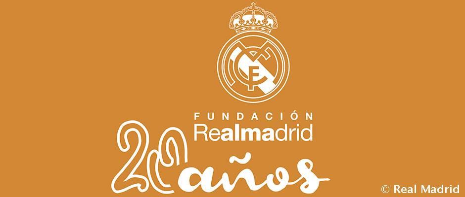 La Fundación Real Madrid cumple 20 años