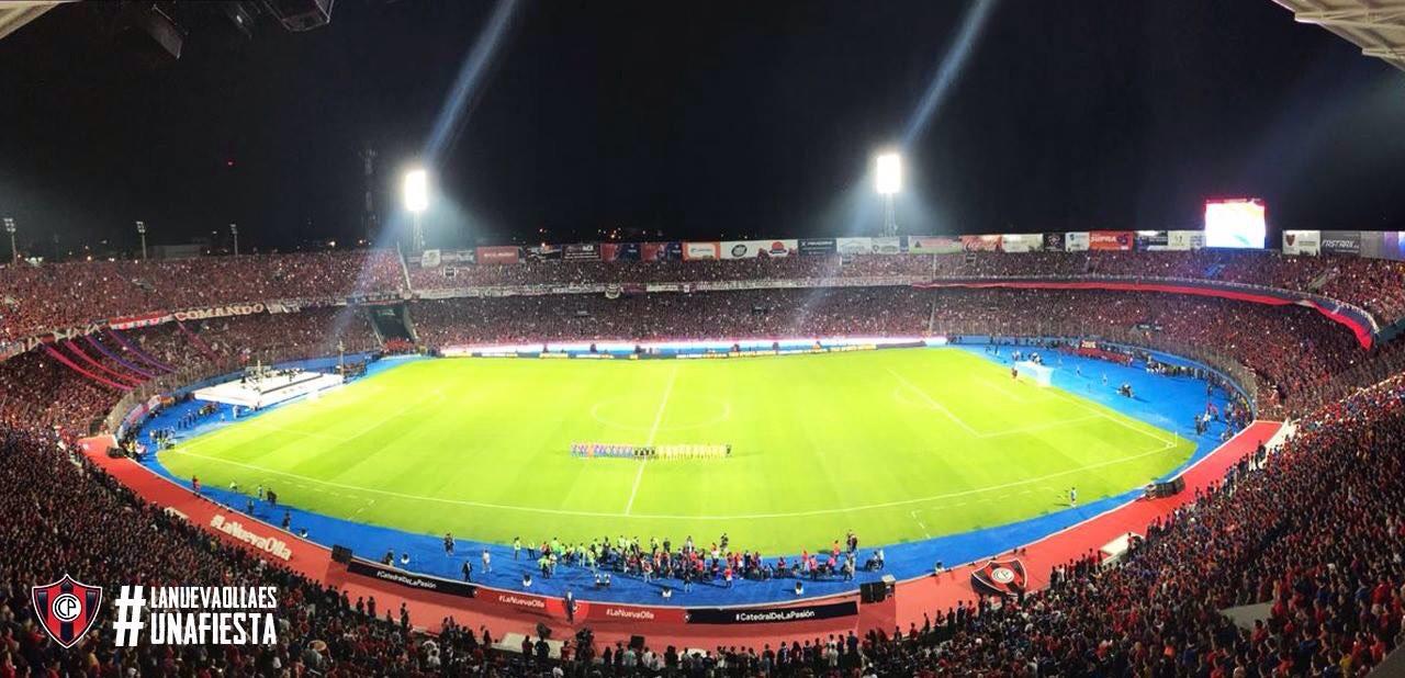 La Nueva Olla del Club Cerro Porteño, la más moderna del Paraguay