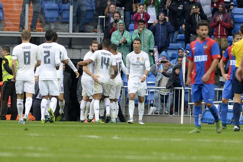 Previa Real Madrid vs Levante: en busca de la primera victoria en casa