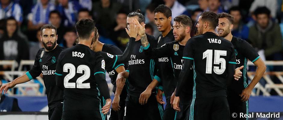 El Real Madrid iguala los 73 partidos oficiales marcando del Santos de Pelé