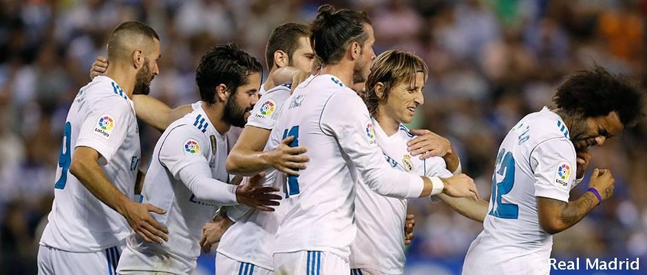 El intenso mes de septiembre del Real Madrid