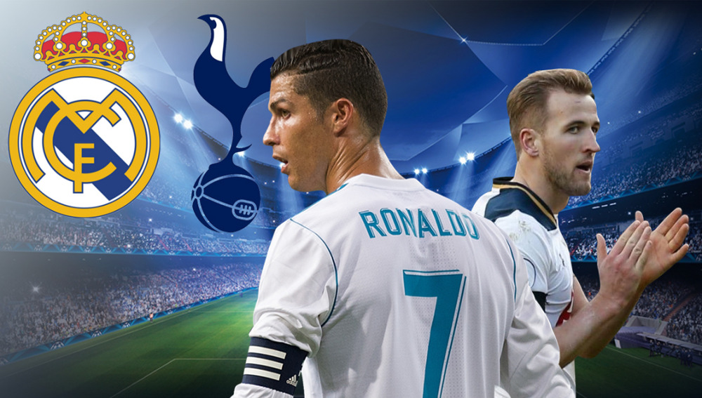 Previa Real Madrid vs Tottenham: batalla capital