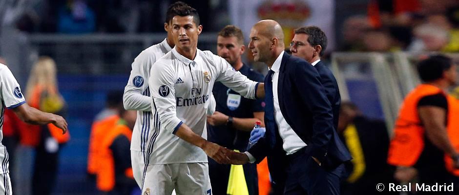 Ronaldo, Zidane y Navas, candidatos a los Premios The Best en la gala que se celebra hoy en Londres