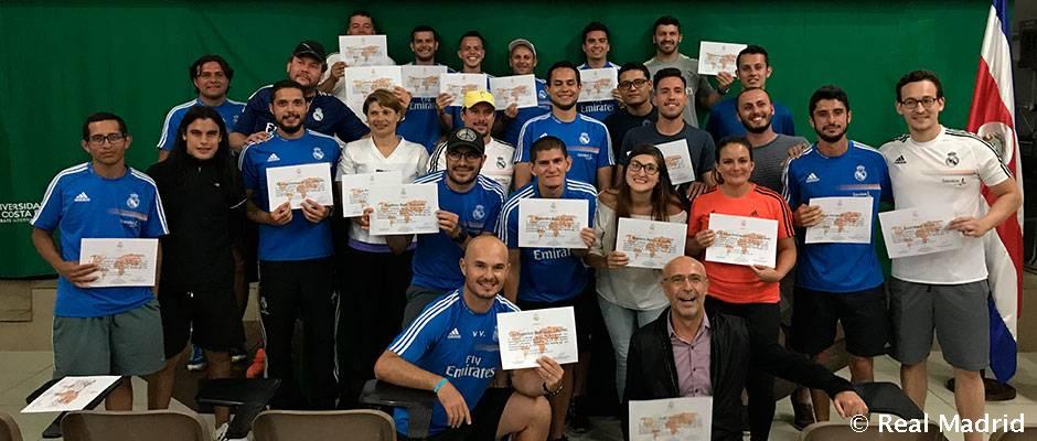 La Fundación forma a más de una veintena de técnicos costarricenses