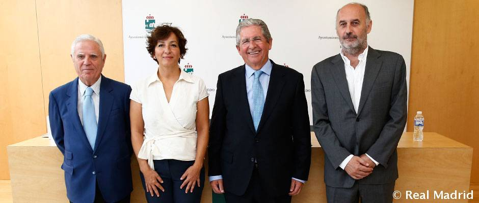Acuerdo de renovación de la escuela de fútbol en San Fernando de Henares