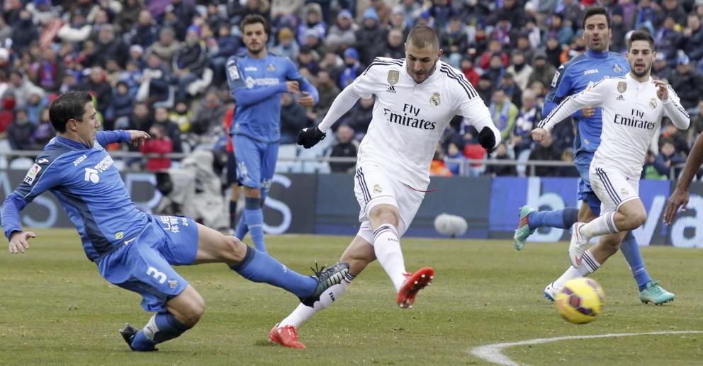 Previa Getafe vs Real Madrid: operación recorte