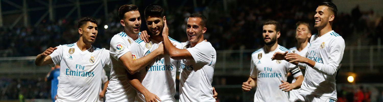 0-2: El Real Madrid da el primer paso hacia los octavos de Copa