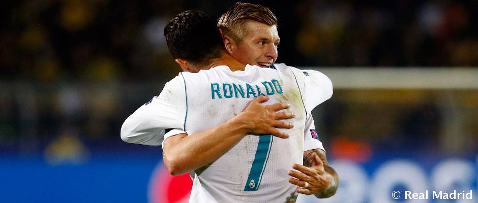 Real Madrid – Tottenham: el liderato se juega en el Bernabéu