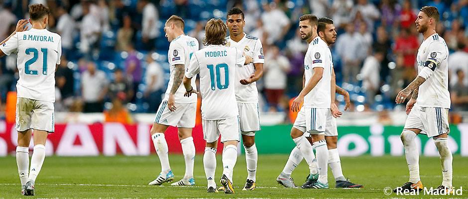 Un mes con partidos de Liga, Champions y Copa