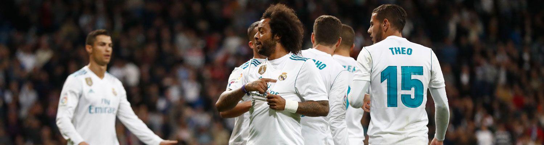 3-0: Un golazo de Marcelo cierra el triunfo ante el Éibar
