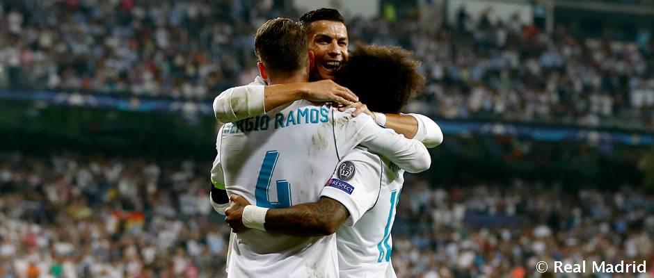 Ronaldo, Ramos, Marcelo, Benzema, Kroos, Isco y Modric, candidatos al Balón de Oro 2017