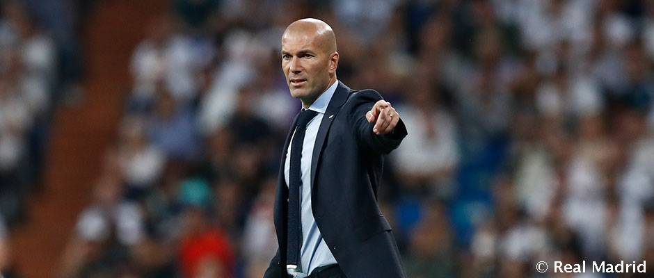 Zidane llega a las 50 victorias en Liga
