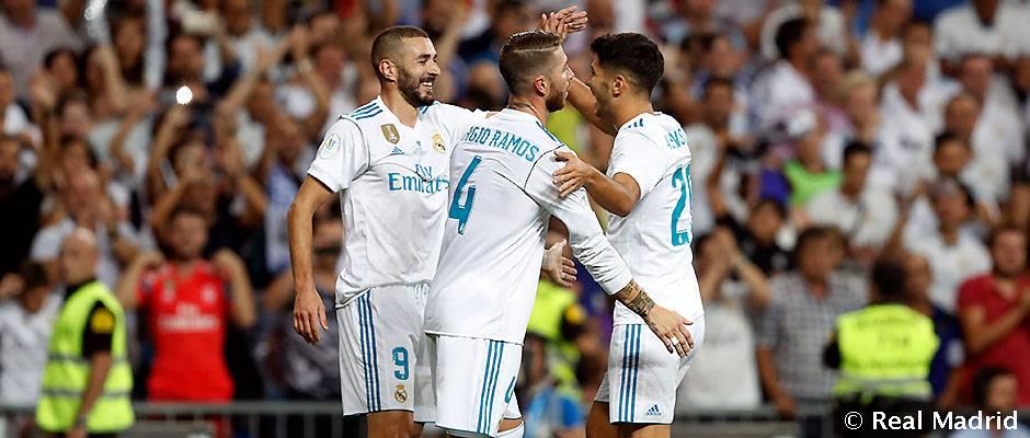 Alegria Benzema, Asensio, Ramos Once madridistas entre los candidatos al Equipo del Año de la UEFA 2017