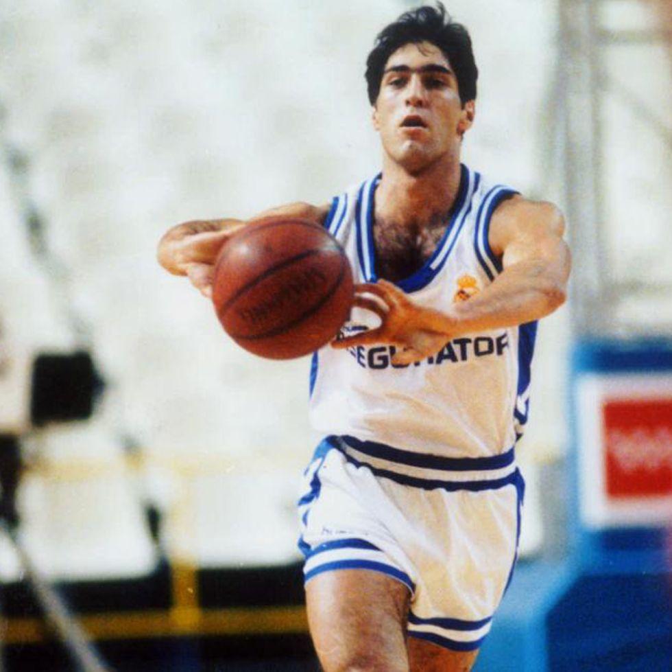 José Miguel Antunez: Un atleta con alma de base
