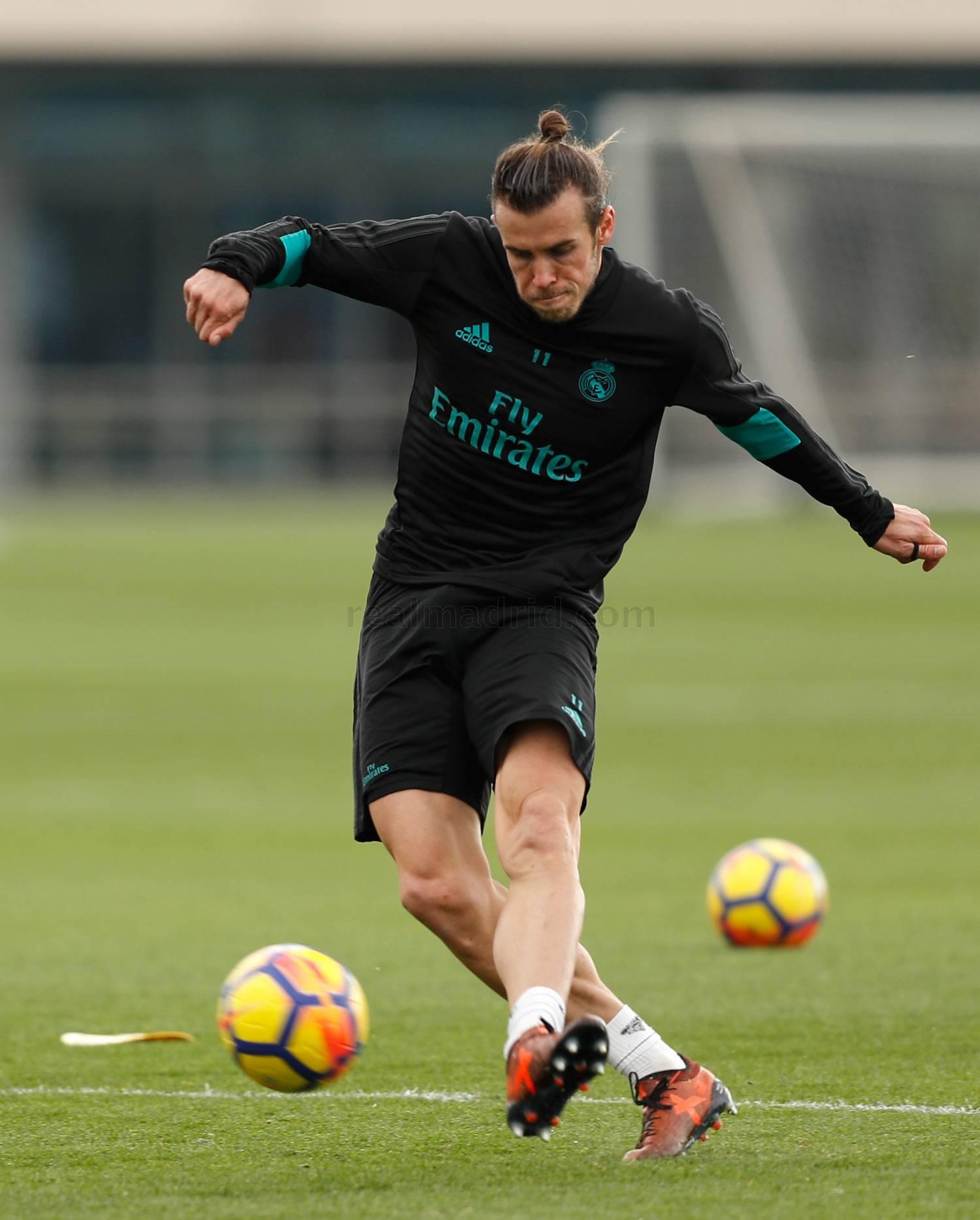 Bale regresa al grupo