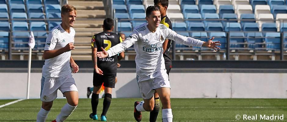 Ocho jugadores del Castilla ya han marcado esta temporada