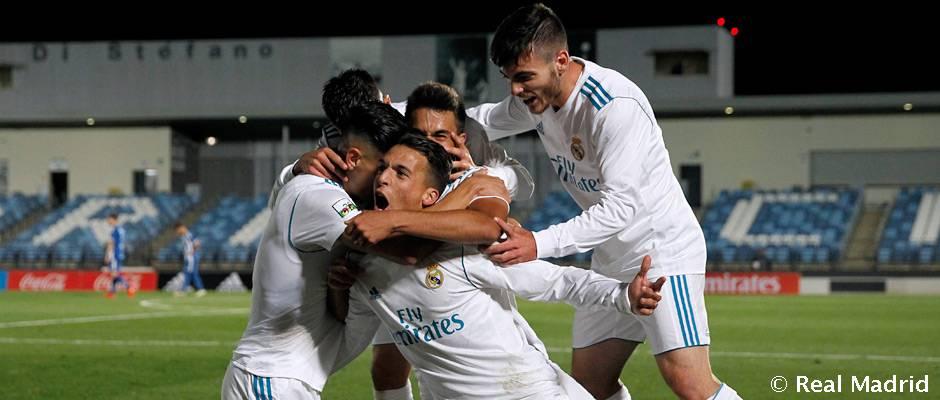 Tres puntos de inflexión para el Castilla