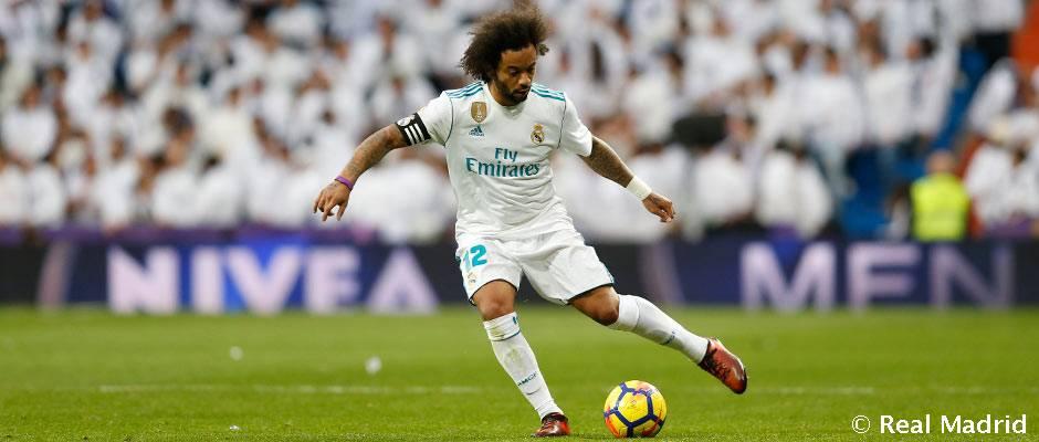 Marcelo ya es el jugador extranjero con más victorias en la historia del Real Madrid
