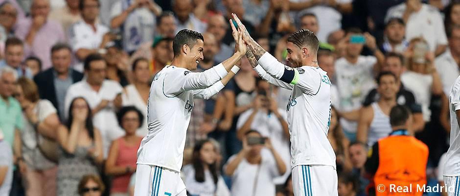 El Real Madrid, Cristiano, Ramos y Zidane, nominados a los premios Globe Soccer 2017