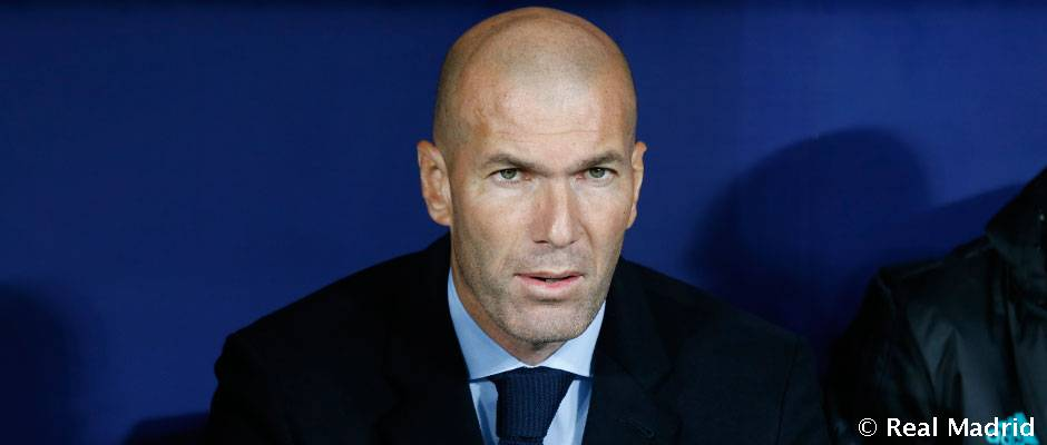 """Zidane: """"Nuestro partido fue bueno pero nos ha faltado el gol"""""""