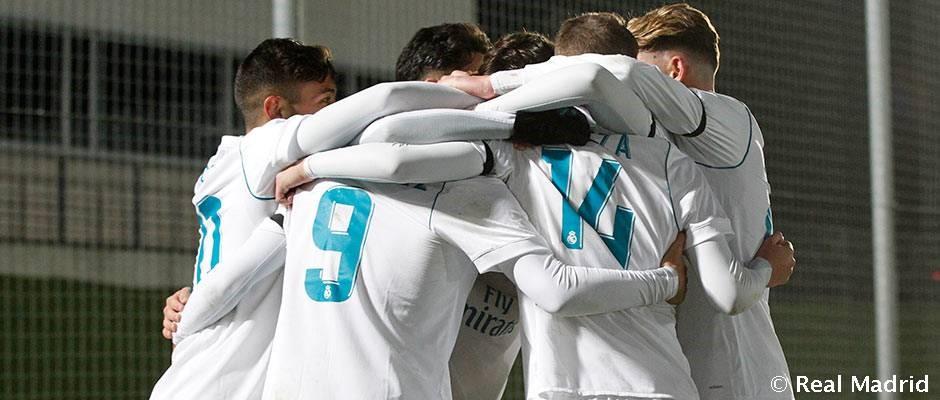 El Juvenil A conocerá el lunes a su próximo rival en el playoff europeo