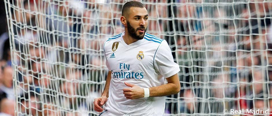 Real Madrid – Málaga Parte médico: Benzema