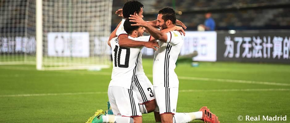 El Real Madrid se medirá al Al Jazira en la semifinal del Mundial de Clubes
