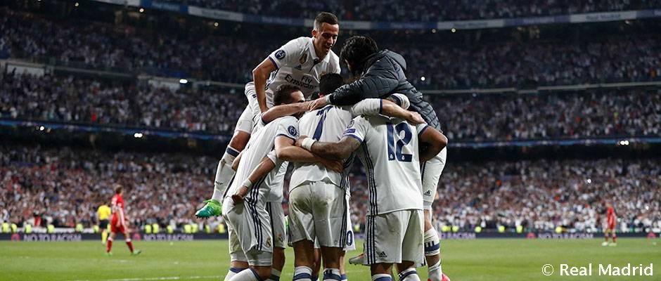 El Madrid de Zidane, invicto en el Bernabéu ante los equipos alemanes