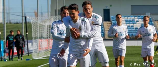 El RM Castilla suma tres importantes puntos
