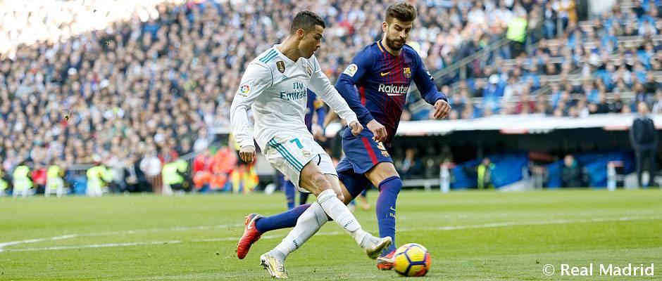 0-3: El Clásico fue para el Barcelona