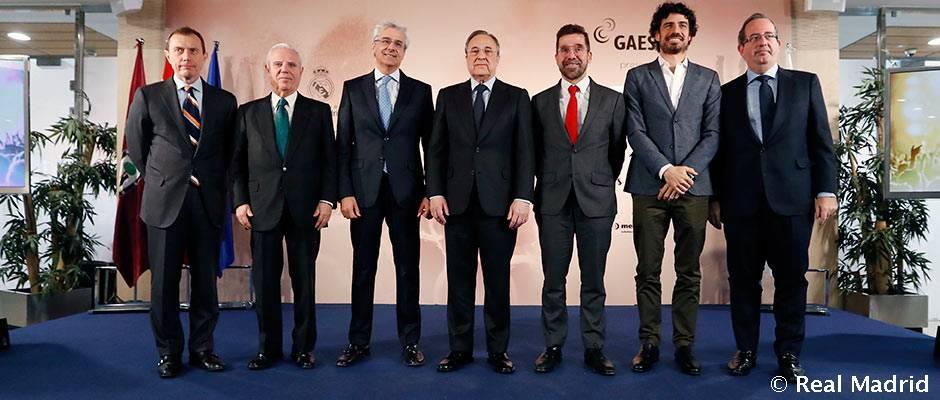 La Fundación Real Madrid presenta 'Real, el concierto'