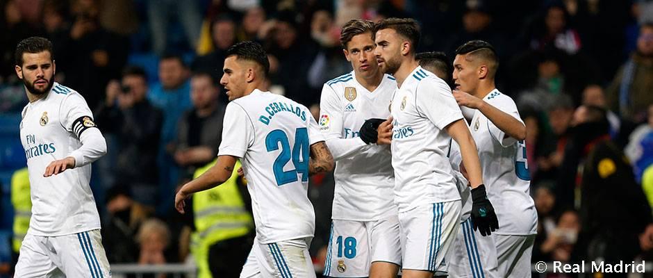 El Real Madrid-Numancia se jugará el miércoles, 10 de enero, a las 21:30 h