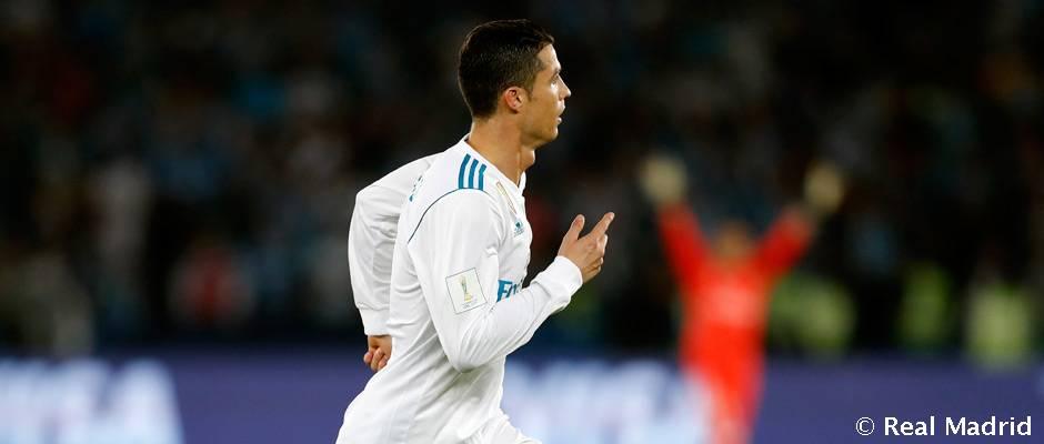 Cristiano Ronaldo llega en racha al Clásico
